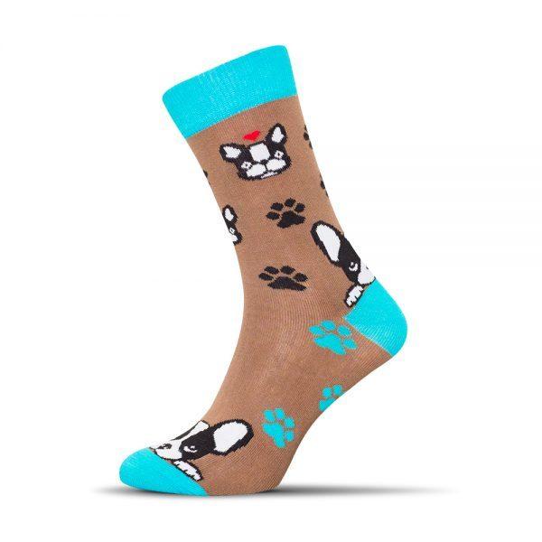 Pánske ponožky Buldoček