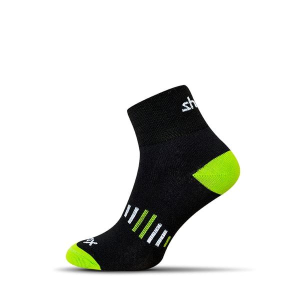 Speeder čierne pánske ponožky
