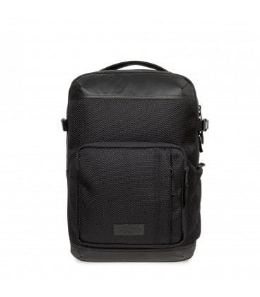 Trendový čierny batoh TECUM S
