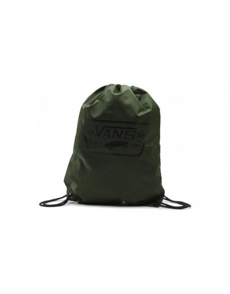 Vojenský zelený pánsky športový batoh