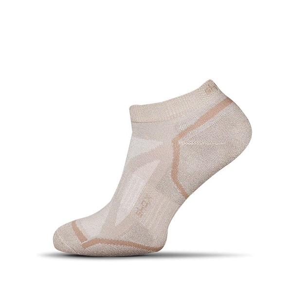 Béžové pánske ponožky