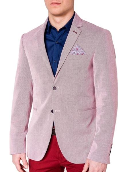 Perfektné červené sako m97