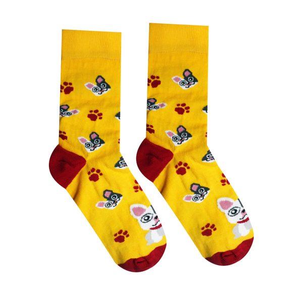 Pánske ponožky Buldog