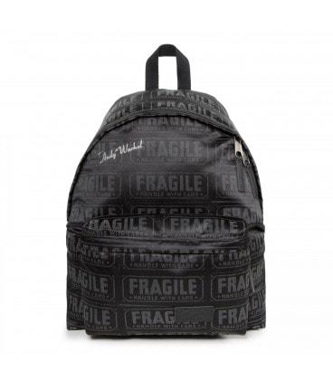 Štýlový čierny ruksak PADDED PAK'R