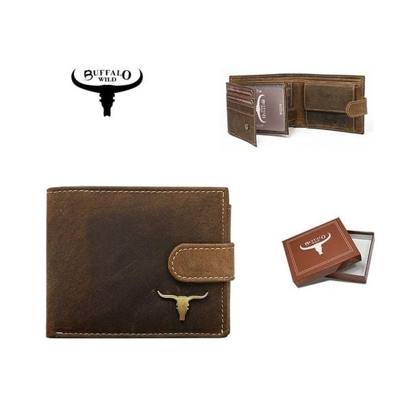 Peňaženka s logom byvola