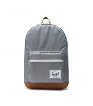 Štýlový šedý ruksak POLY GREY