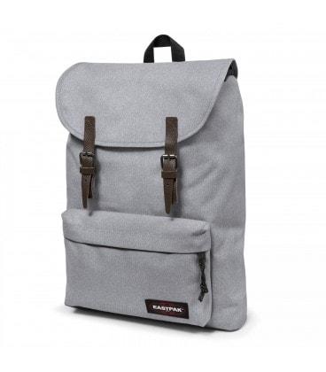 Moderný šedý batoh LONDON