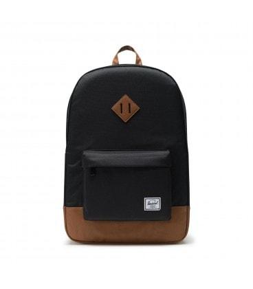 Čierny ruksak HERITAGE