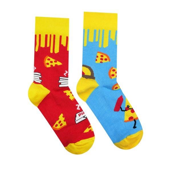 Pánske ponožky Pizza