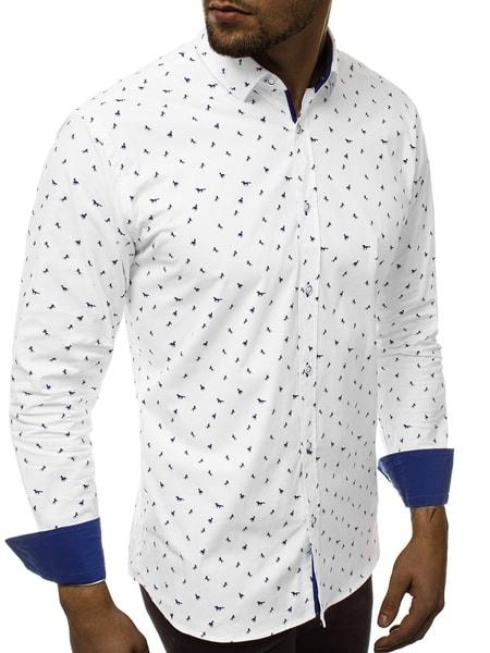 Moderná pánska košeľa V/K150