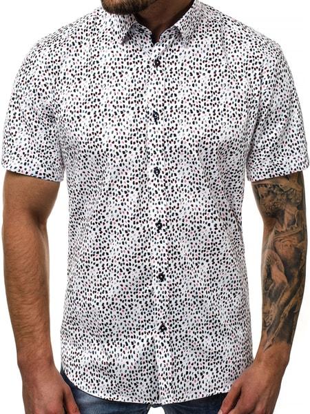 Vzorovaná pánska košeľa V/K107