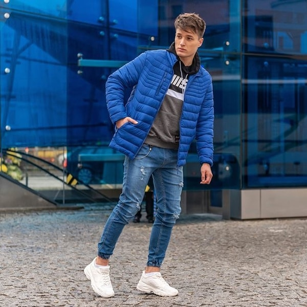 Outfit pre mladých