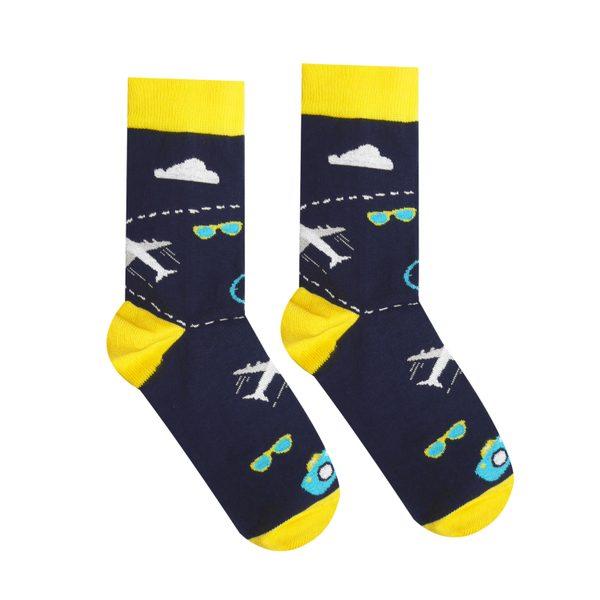 Pánske ponožky Cestovateľ