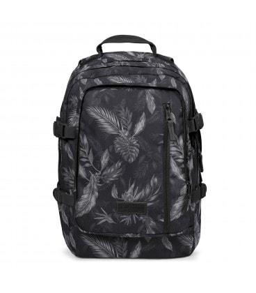 Vzorovaný čierny ruksak VOLKER Bw Forest