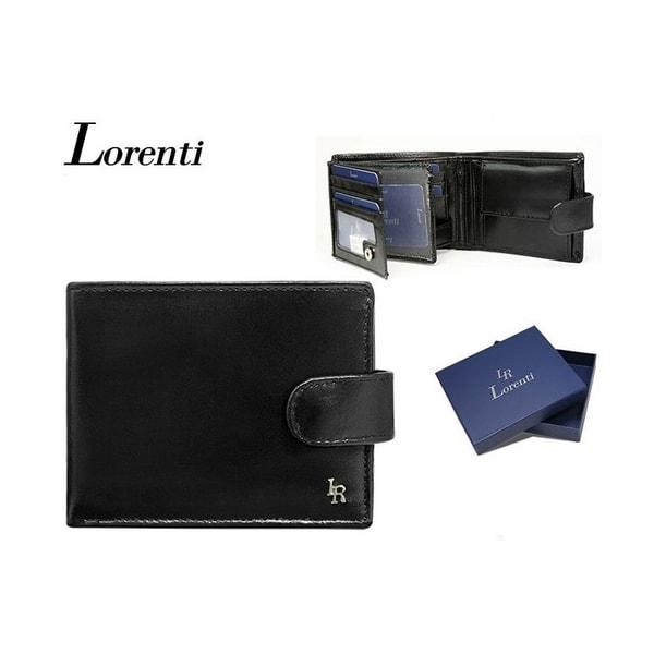 Pánska peňaženka Lorenti čierna