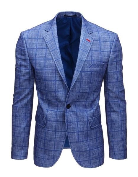 Jedinečné modré sako