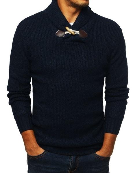 Granátový senzačný sveter
