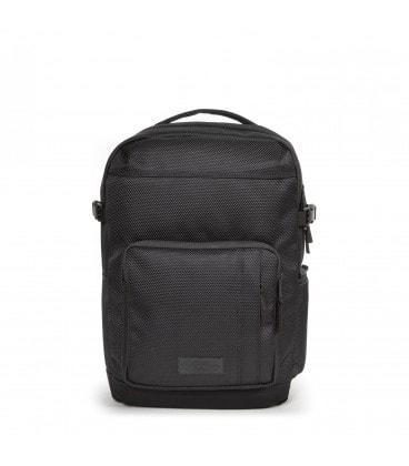 Moderný čierny batoh TECUM Black
