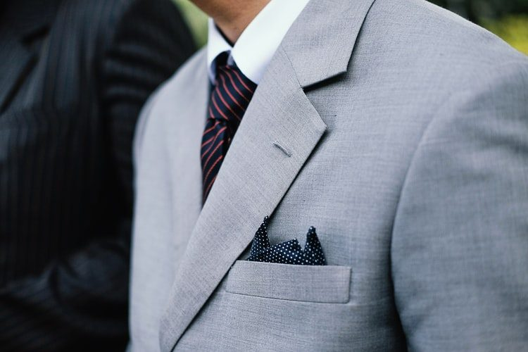 pánsky oblek