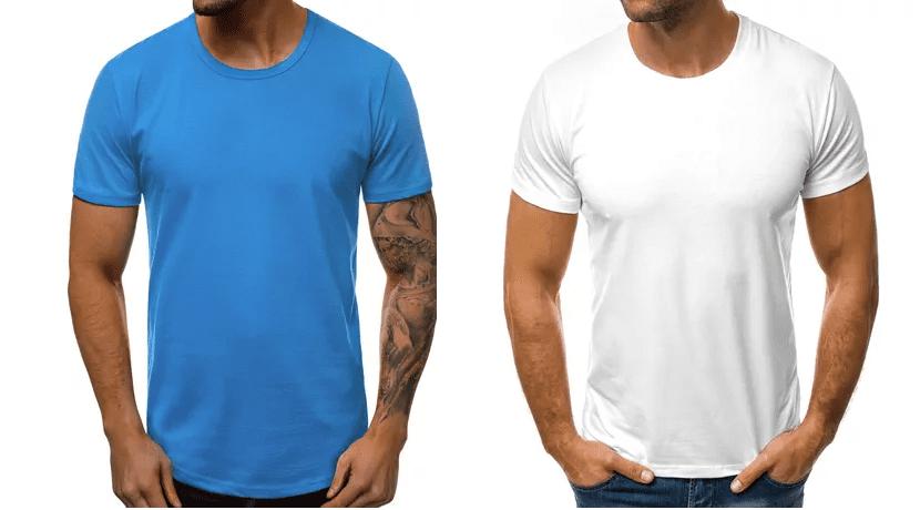 basic pánske tričko