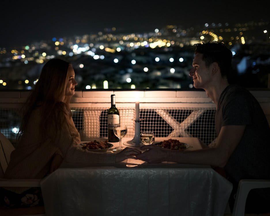randenie pri večery