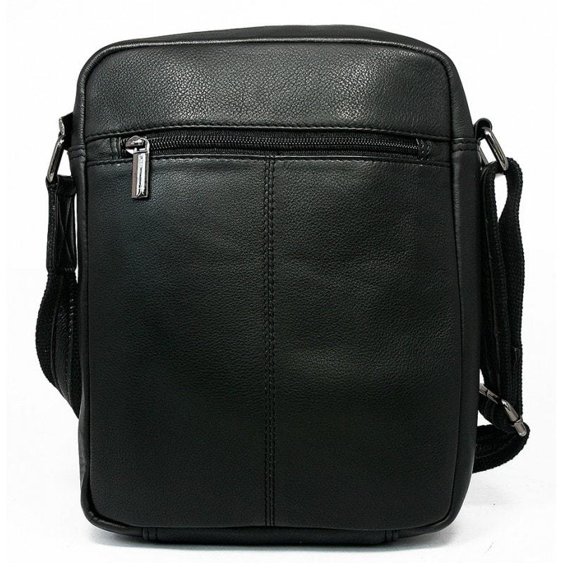 2cfe1df45c Čierna pánska taška na rameno - Budchlap.sk