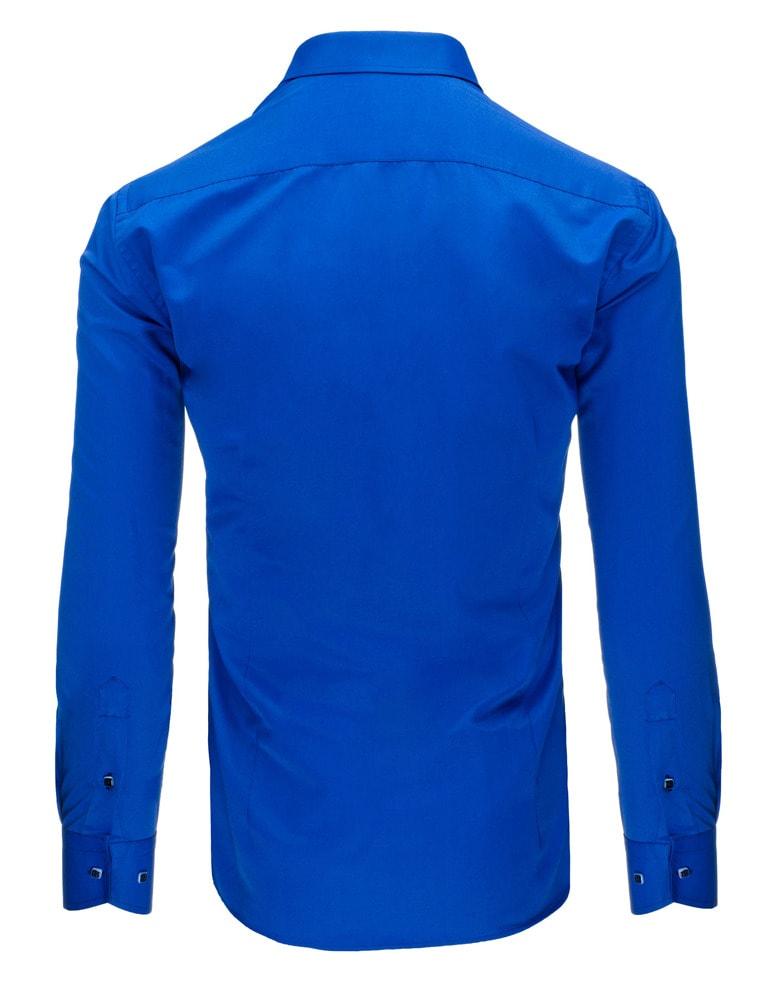 b5c1cb98342f Nebesky modrá pánska košeľa - Budchlap.sk