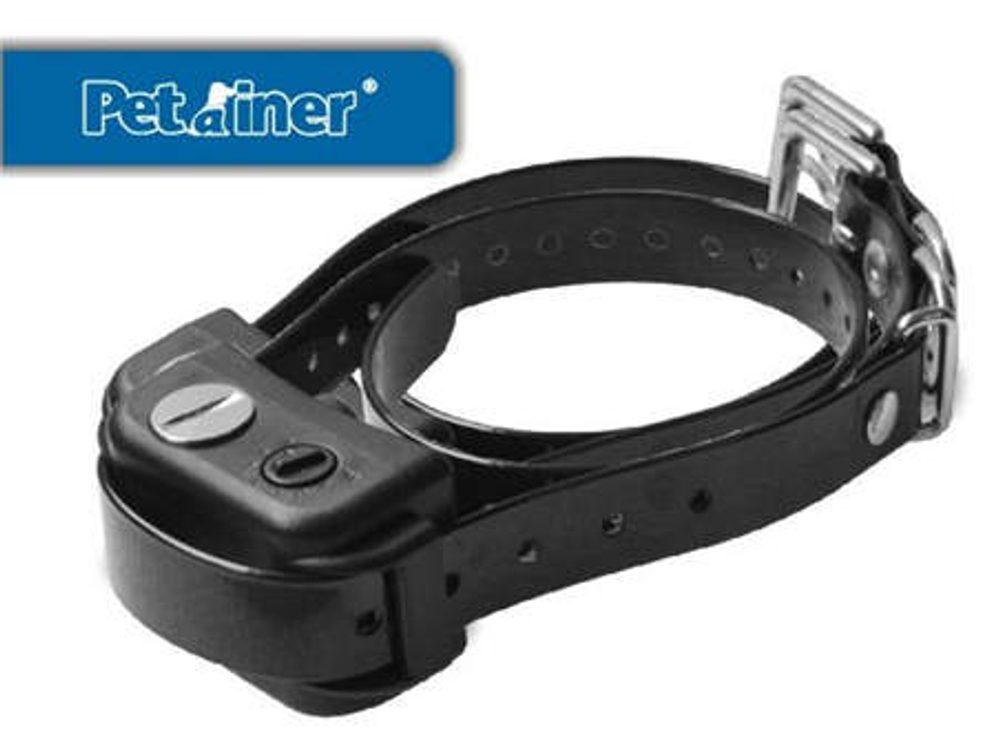 Hutermann Petrainer PET851 výcvikový obojek proti štěkání PETRAINER DOG-B04 s elektrickým impulzem