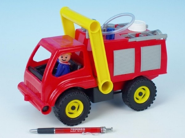 Lena Auto hasiči aktivní plast 26cm stříkací