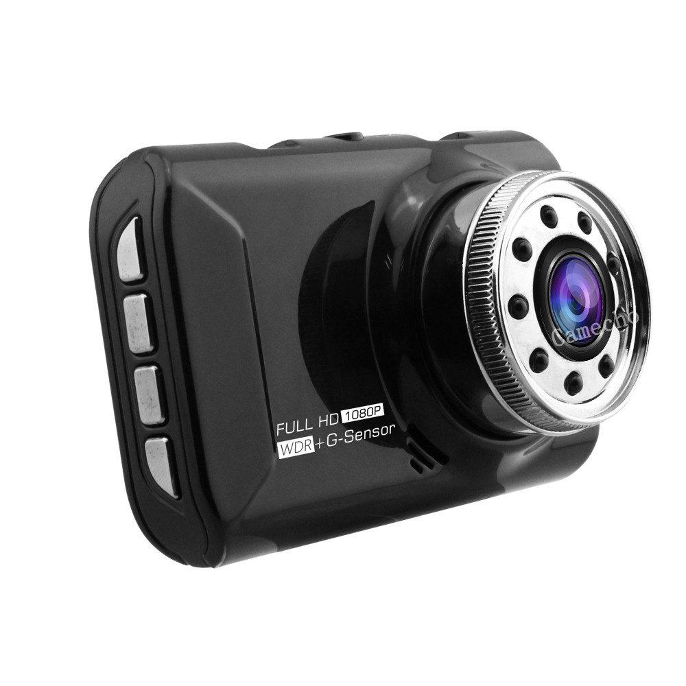 Autokamera Novatec FULL HD 1080P-noční vidění-SD až 32GB