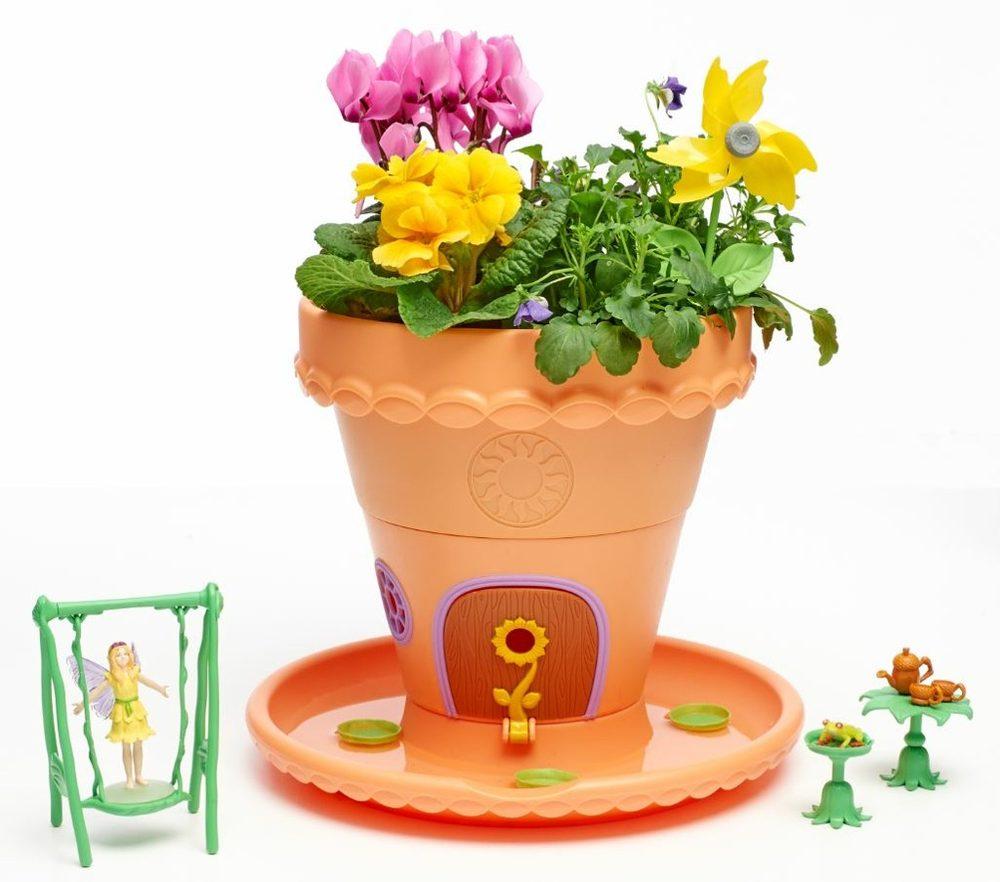 Alltoys TV My Fairy Garden - květinový domeček