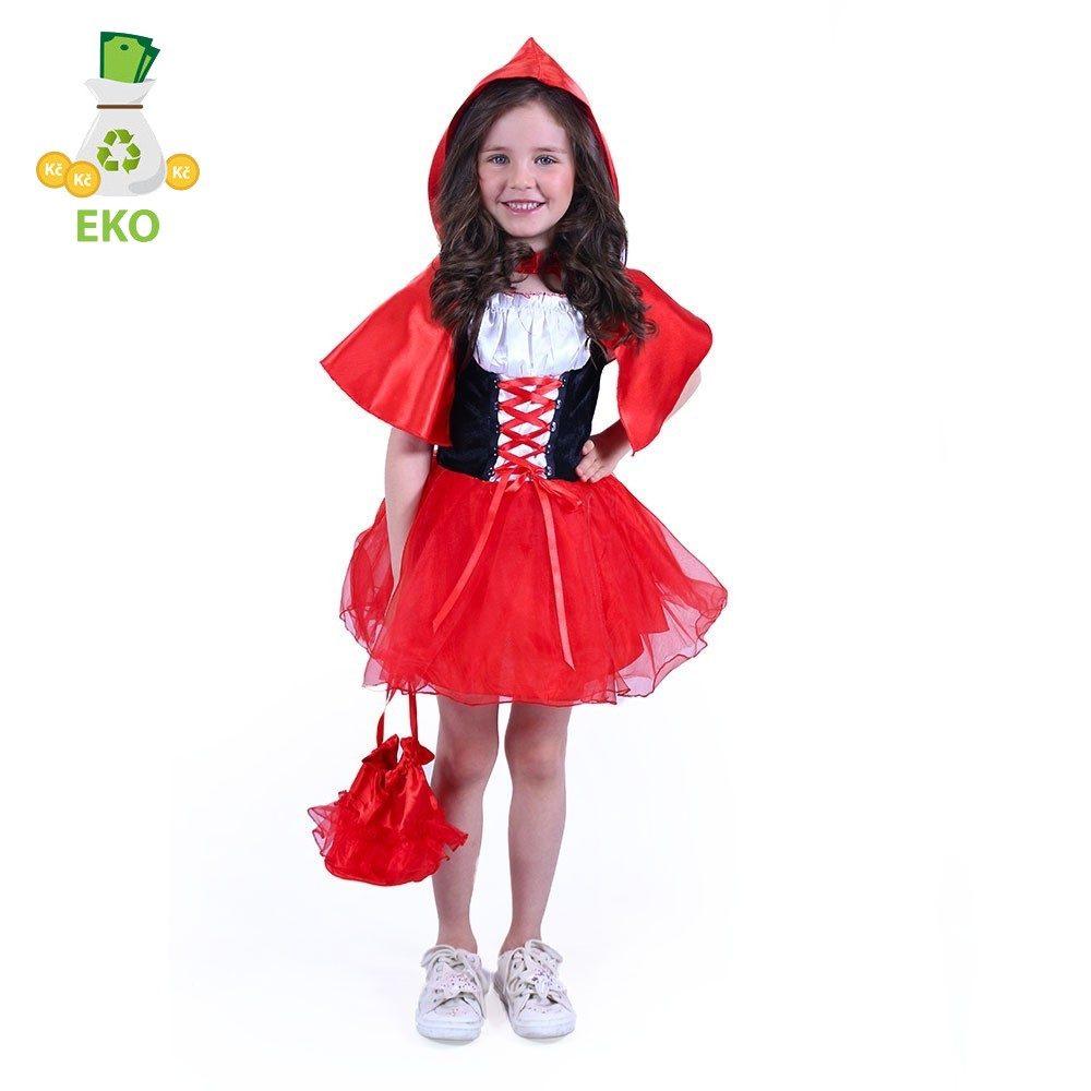 RAPPA Dětský kostým Karkulka (S) e-obal