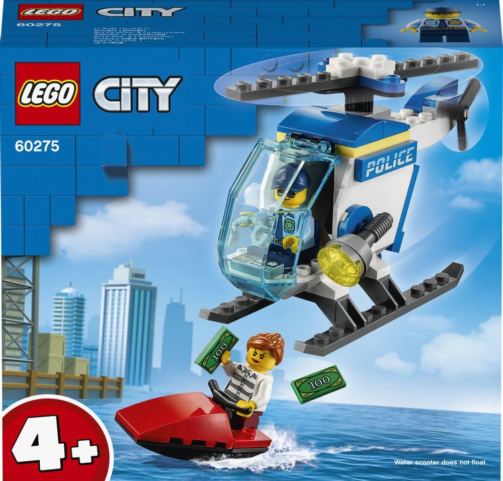 Lego City Policejní vrtulník