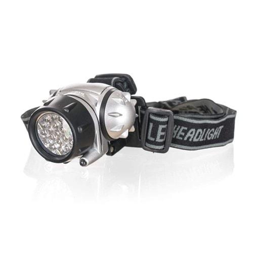 SPORTWELL Svítilna čelová 19 + 2 LED