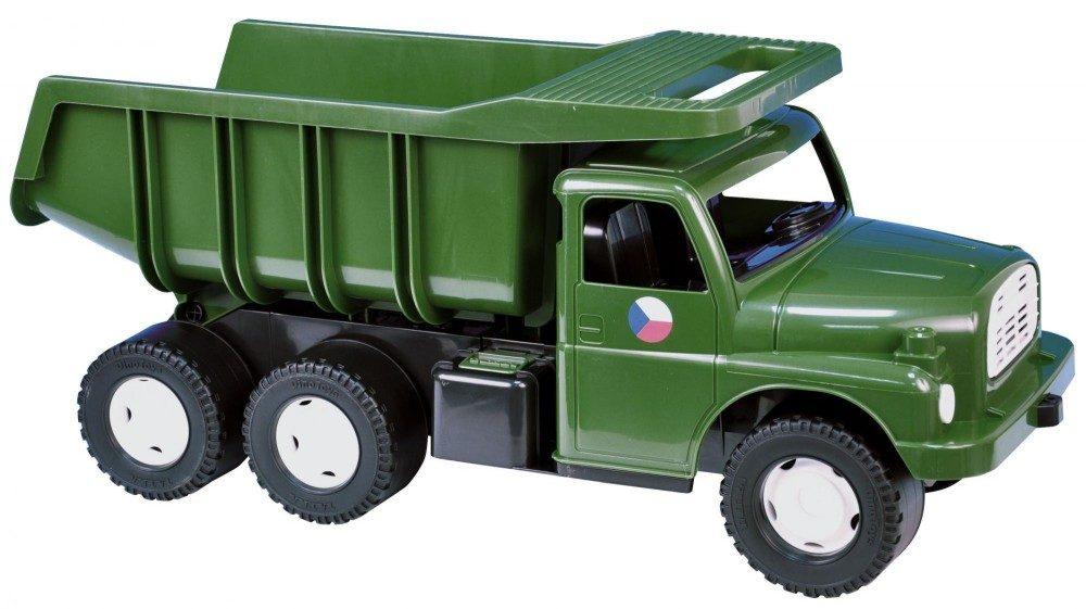 DINO Toys Auto Tatra 148 vojenská plastová