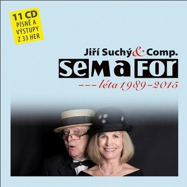 SUPRAPHON Semafor : Komplet 1989-2015, CD