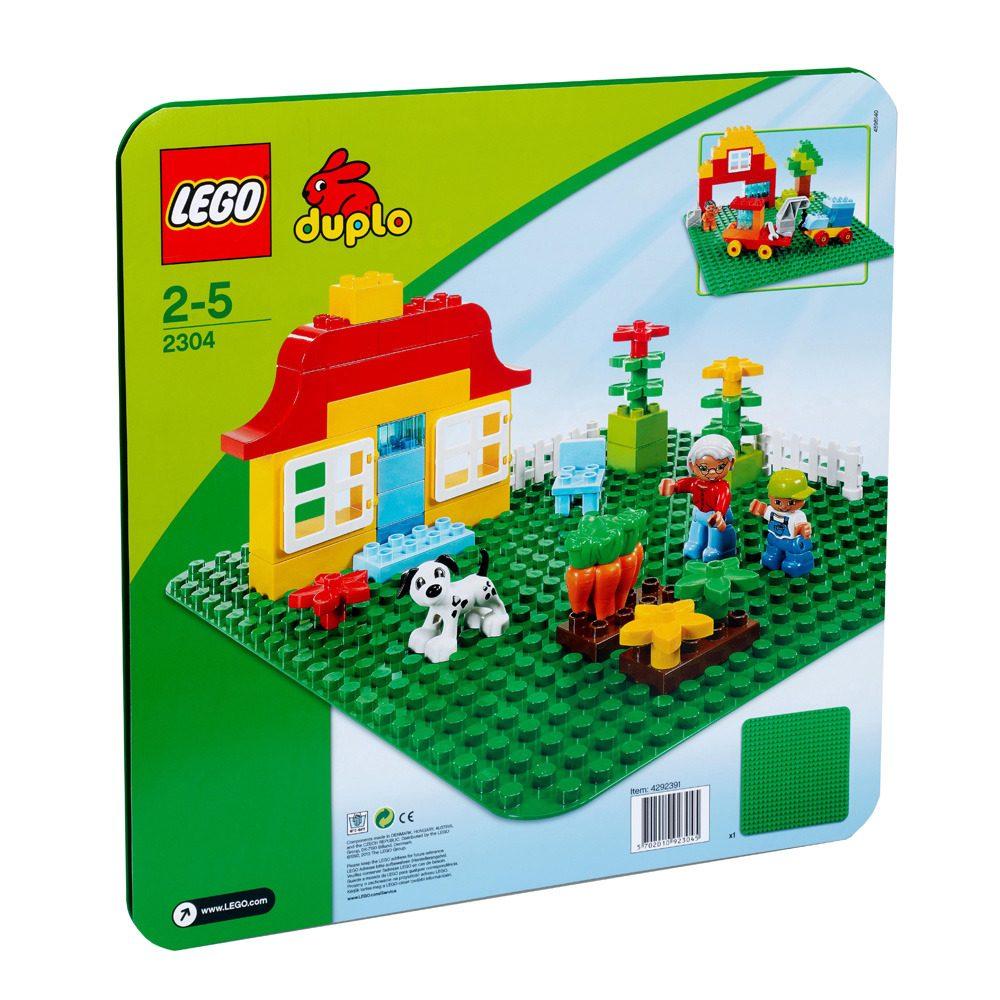Lego Duplo LEGO Velká zelená podložka na stavění