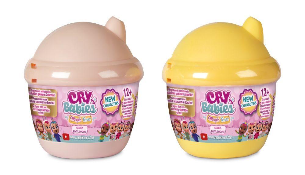 TM Toys Panenka CRY BABIES MAGIC TEARS FANTASY magické slzy série 3
