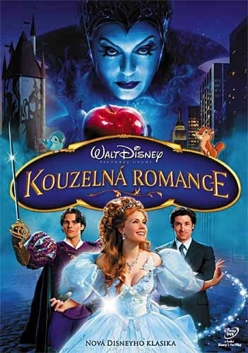 Kouzelná romance, DVD