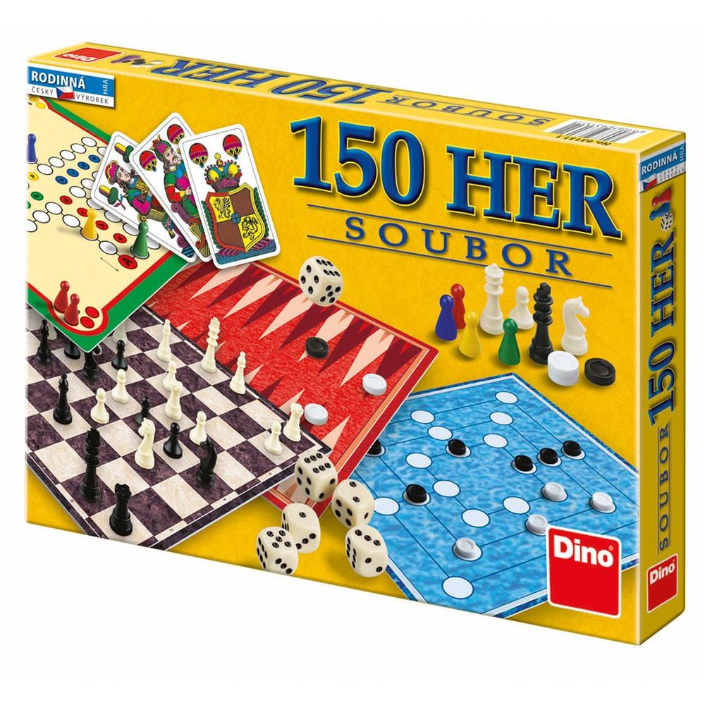 Dino SOUBOR 150 HER Rodinná hra