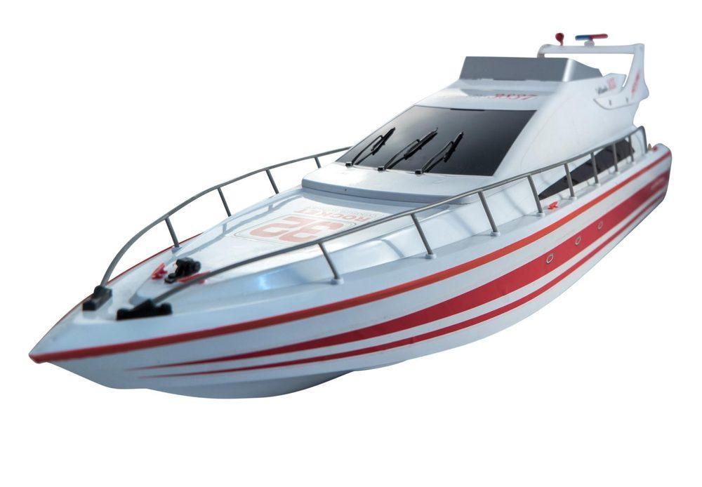 Siva GmbH Atlantic Yacht 2,4GHz ČERVENÝ