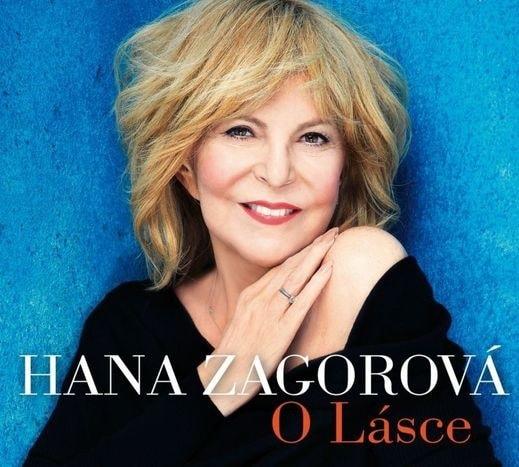 Hana Zagorová - O lásce,CD