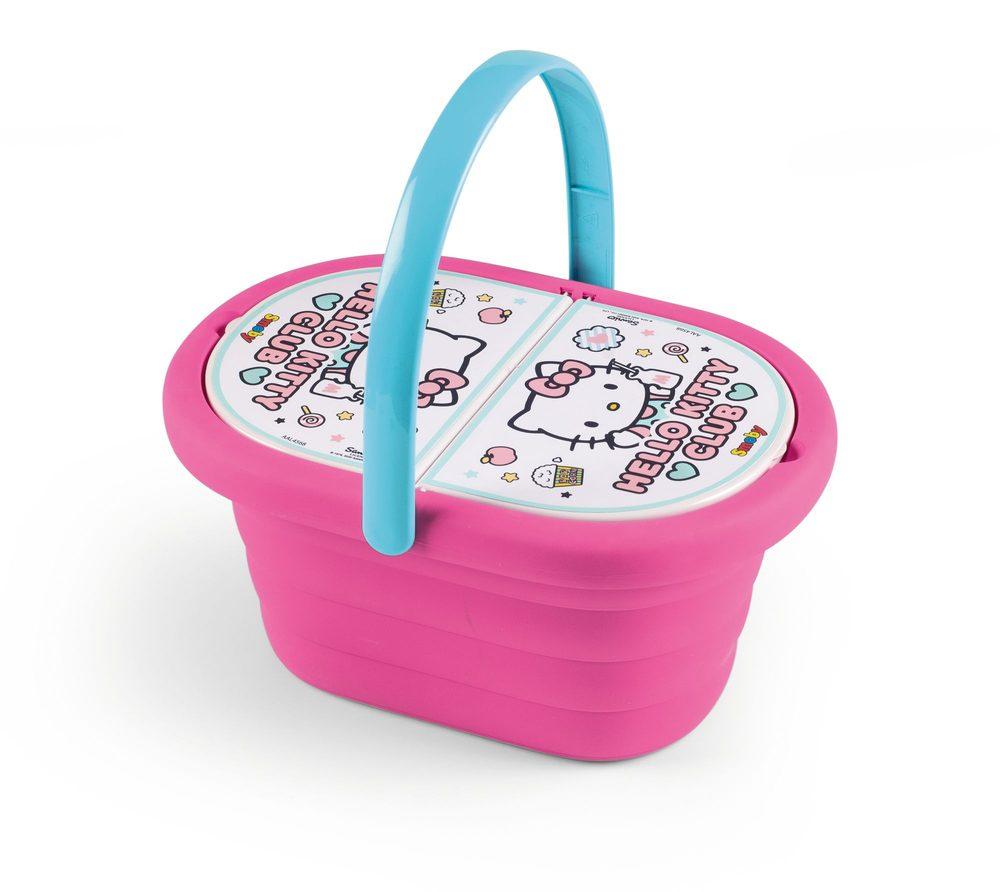 Smoby Piknikový koš Hello Kitty