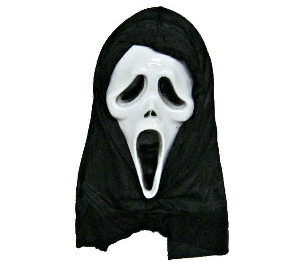RAPPA Maska duch Vřískot Halloween