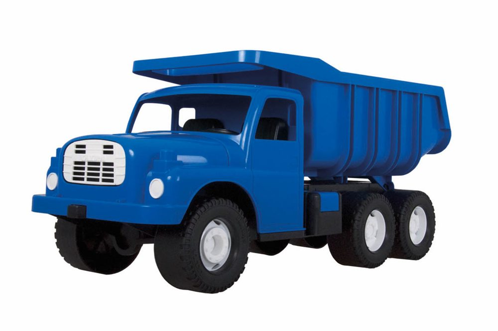 DINO Toys Auto Tatra 148 modrá plastová