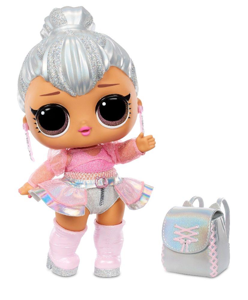 MGA L.O.L. Surprise! Velká panenka - Kitty Queen