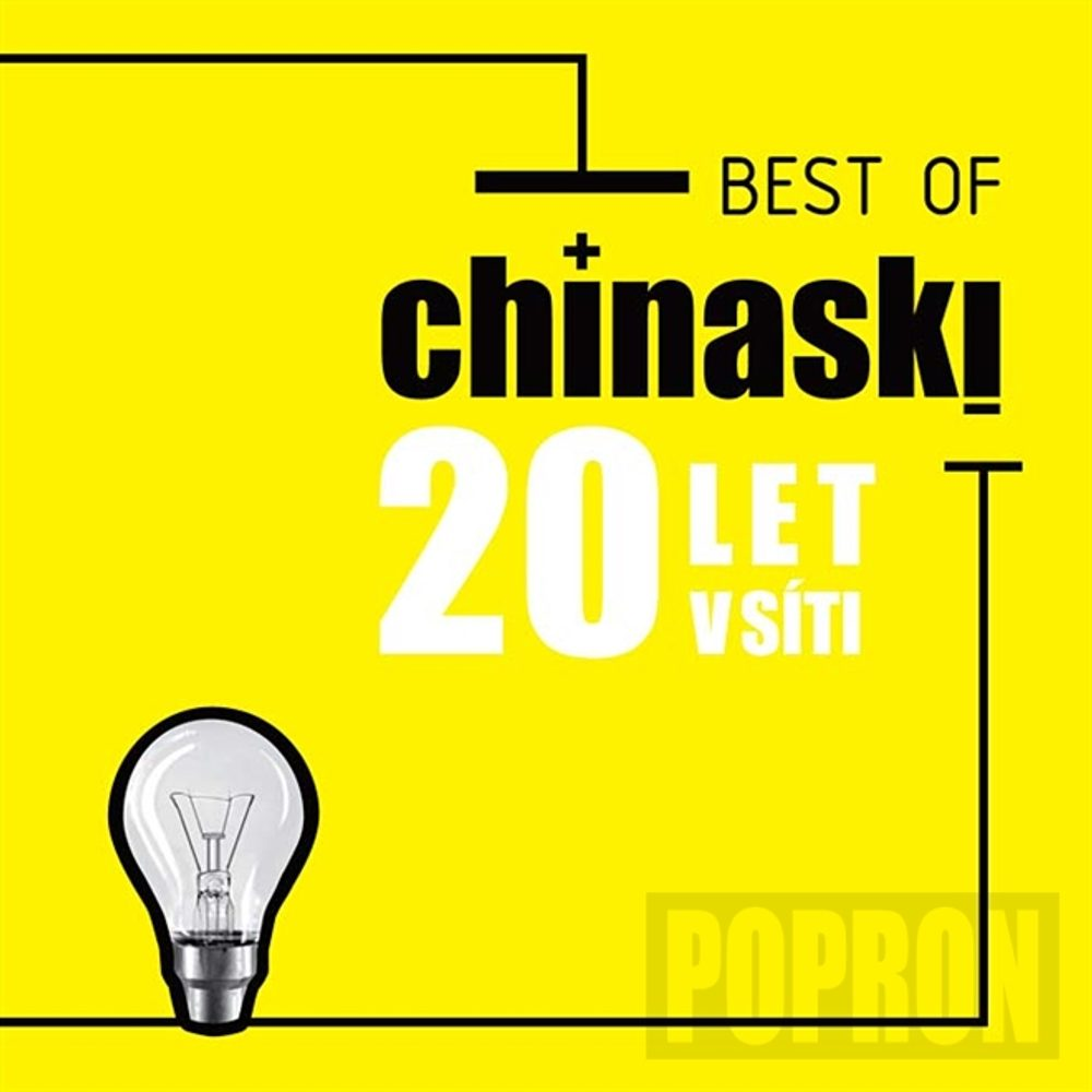 Chinaski - 20 let v síti, CD