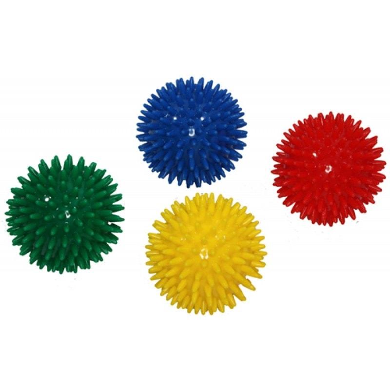 Modom Masážní míček ježek 8 cm