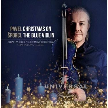Šporcl Pavel :Christmas On The Blue..., CD