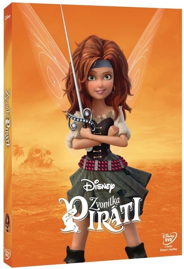 Zvonilka a piráti - Edice Disney Víly